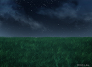 grass field at night. Summer Night Grassfield Wallpaper Grass Field At
